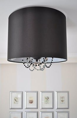 New Ceiling Lighting Can Be Pretty Excessively Expensive So Hopefully This Little Post Has Inspired You Diy Interior Decor Diy Light Fixtures Lighting Makeover