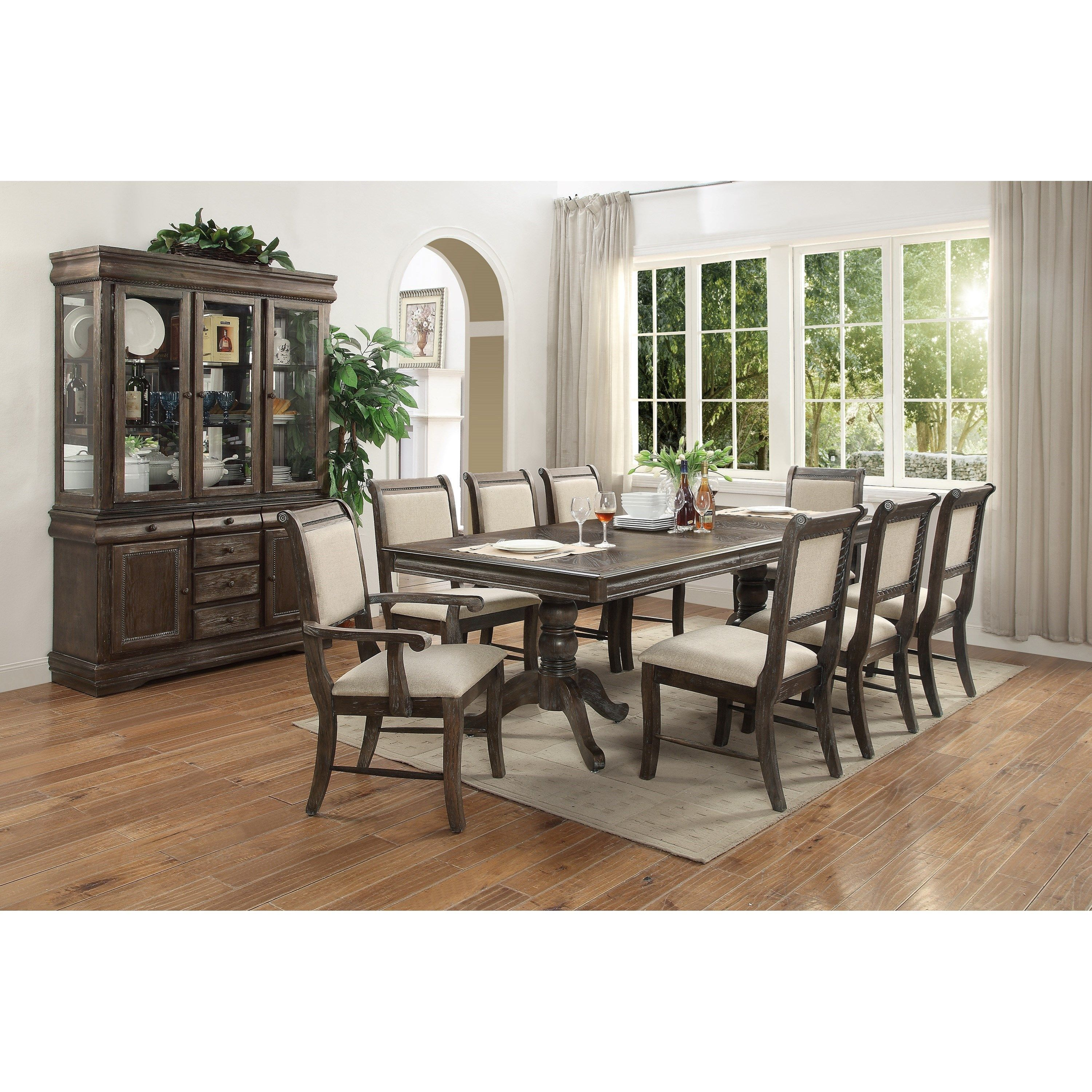 Merlot Formal Dining Room Group By