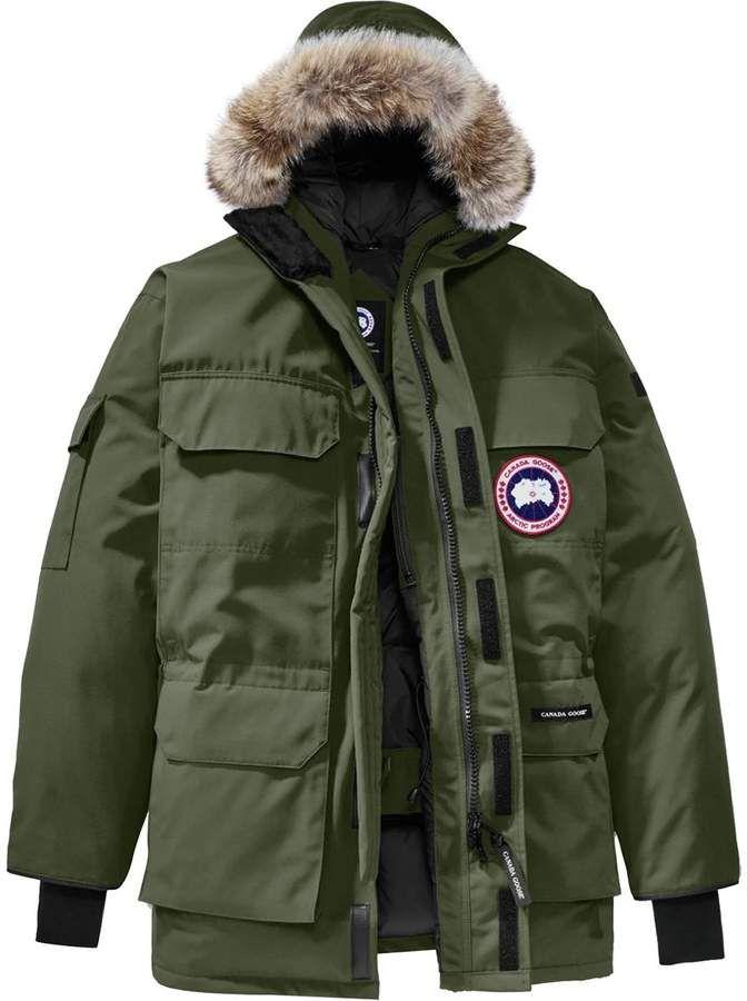 1e3e82b477 Canada Goose Expedition Down Parka - Men s in 2019