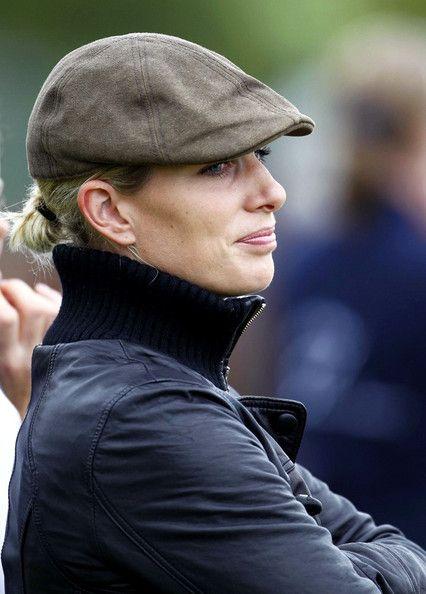 Zara Phillips Photos Photos  Zara Phillips Rides in Stamford  948bd701b3c