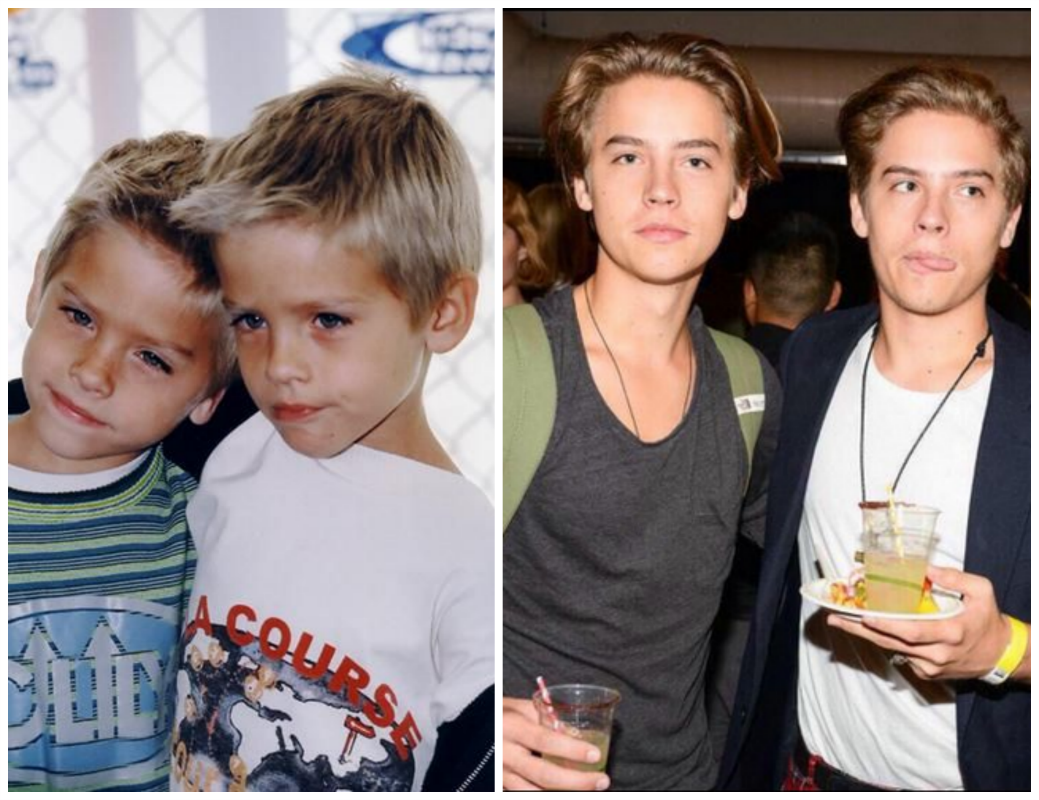 dylan and cole sprouse then and now!!! :D - YouTube |Cole And Dylan Sprouse Then And Now