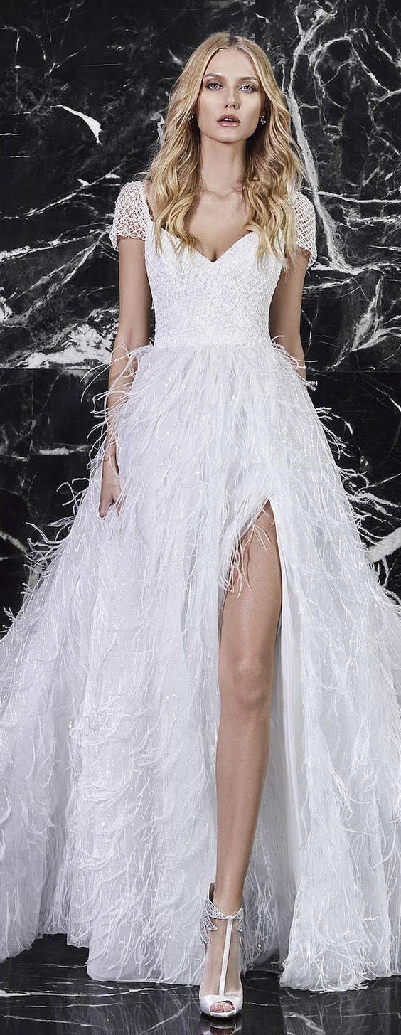 Wedding dress inspiration victoria kyriakides dress ideas