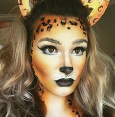 37 pretty scary but beautiful halloween makeup ideas 2019