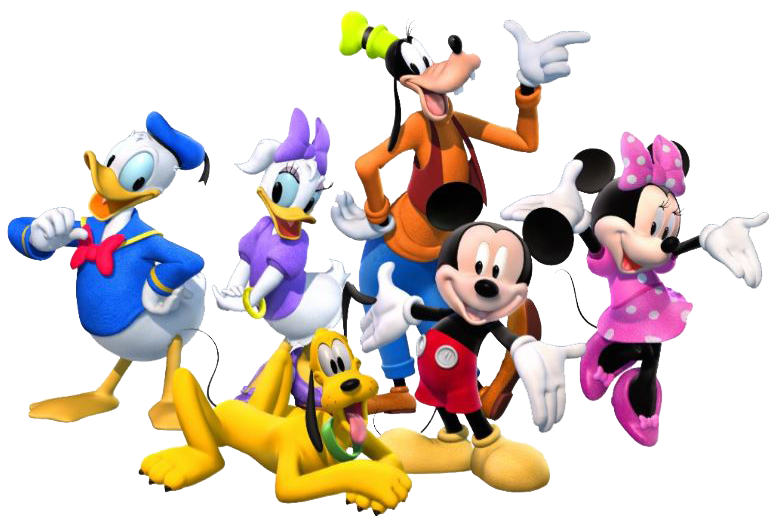 Mickey Mouse Clubhouse Clipart In 2020 Mickey Mouse Pictures Mickey Mouse Clipart Mickey Mouse And Friends