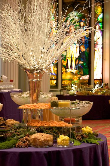 Elegant Tablescape New Years Eve Table.