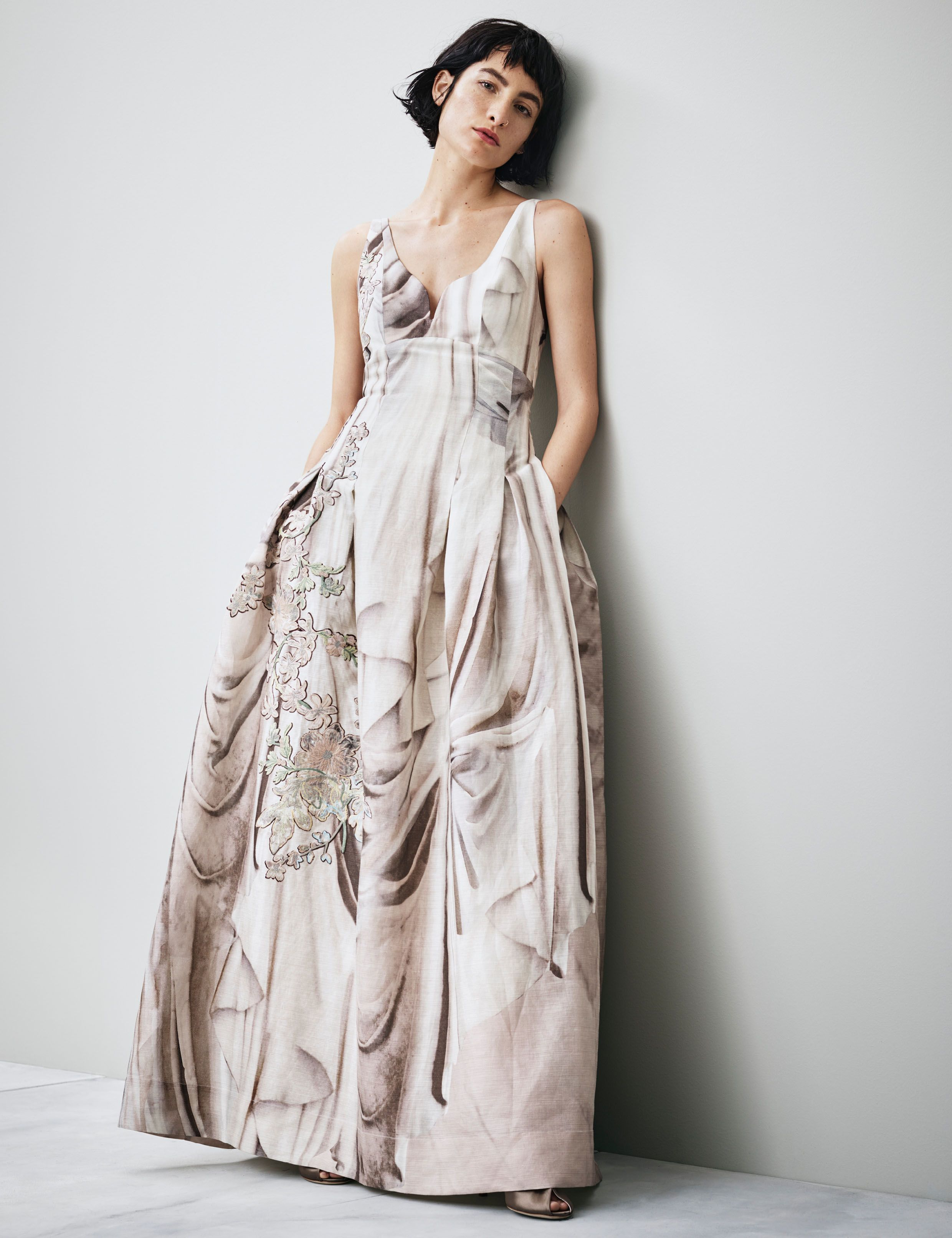 FIRST LOOK: H&M Launch Conscious Exclusive Bridal Collection ...