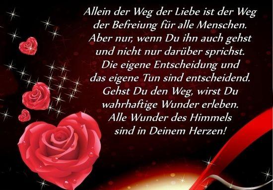 Schone verse zum valentinstag