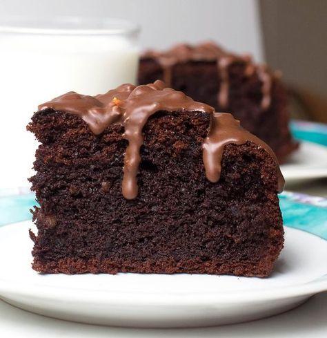 Veganer Schoko Erdnuss Kuchen Rezept Kuchen Kuchen Schoko Und