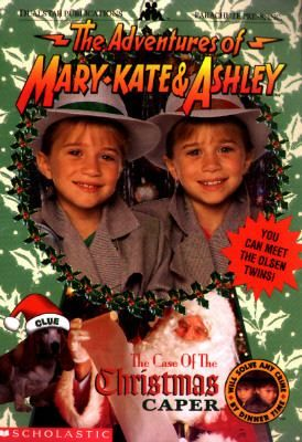 The Adventures of Mary-Kate & Ashley Books - #5 The Case of the ...