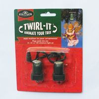 Twirl It Ornament Spinner, Turner, Set of 2, Ornamotion