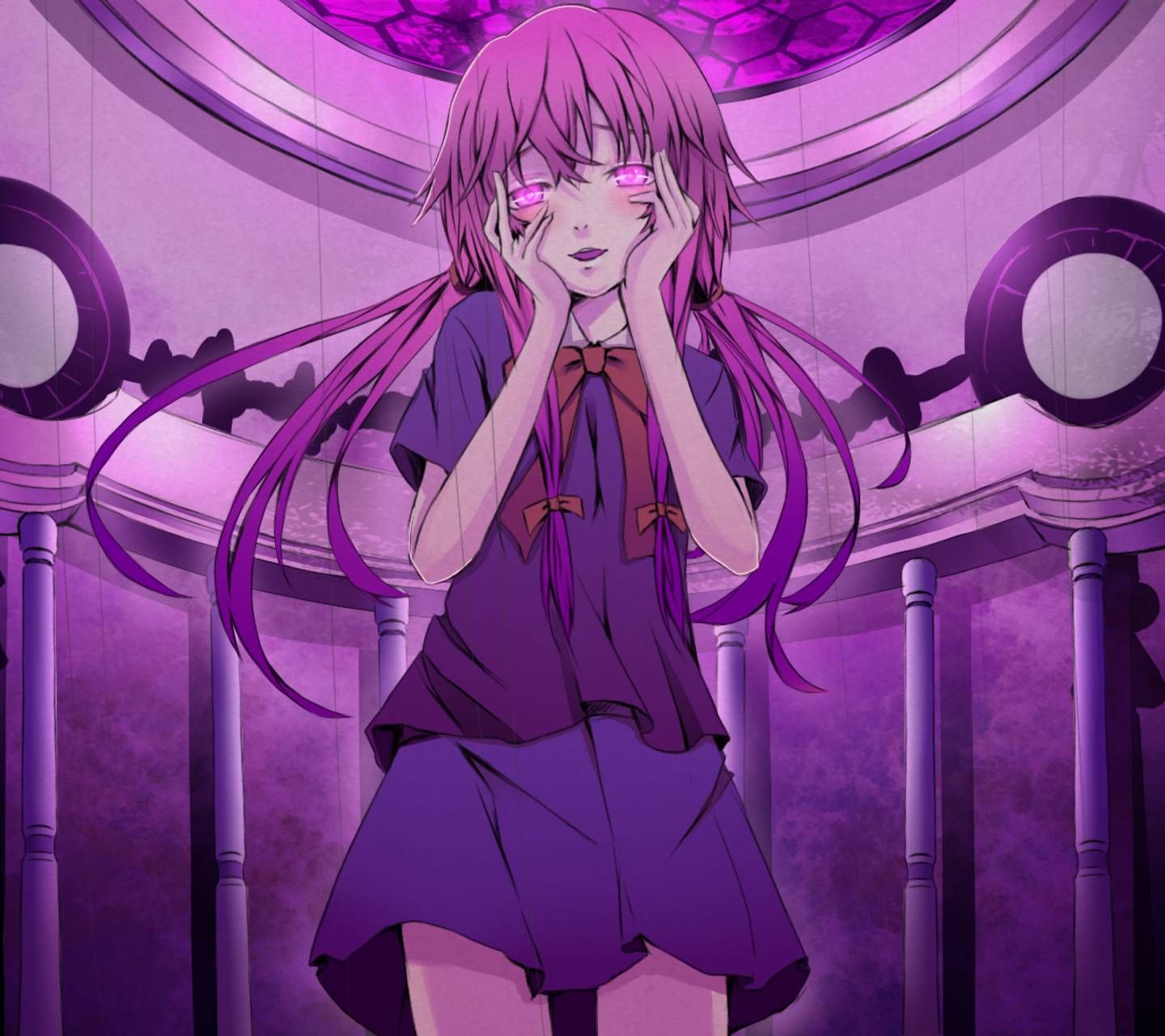 Download Yuno Gasai Wallpaper By Jk Mannen 3a Free On Zedge Now Browse Millions Of Popular Anime Wallpapers And Ringtones On Yuno Gasai Mirai Nikki Yuno