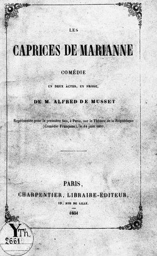 Livre disponible ici : http://www.bouquineux.com/index.php?telecharger=881&Musset-Les_Caprices_de_Marianne
