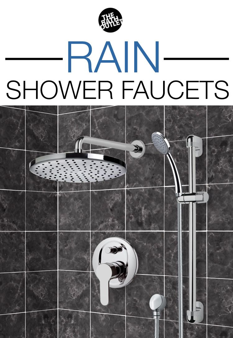 Create A Luxury Repeat By Adding A Rain Shower System To Your