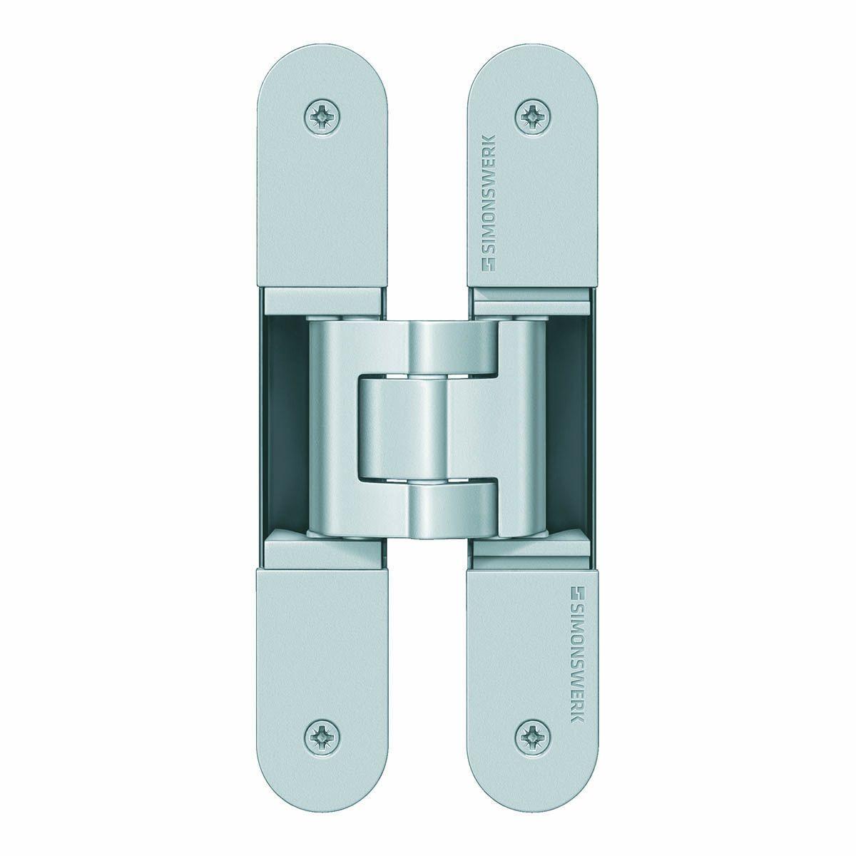 Tectus Te 340 3d For 1 3 4 Thick Doors Hidden Door Hinges Invisible Hinges Hinges