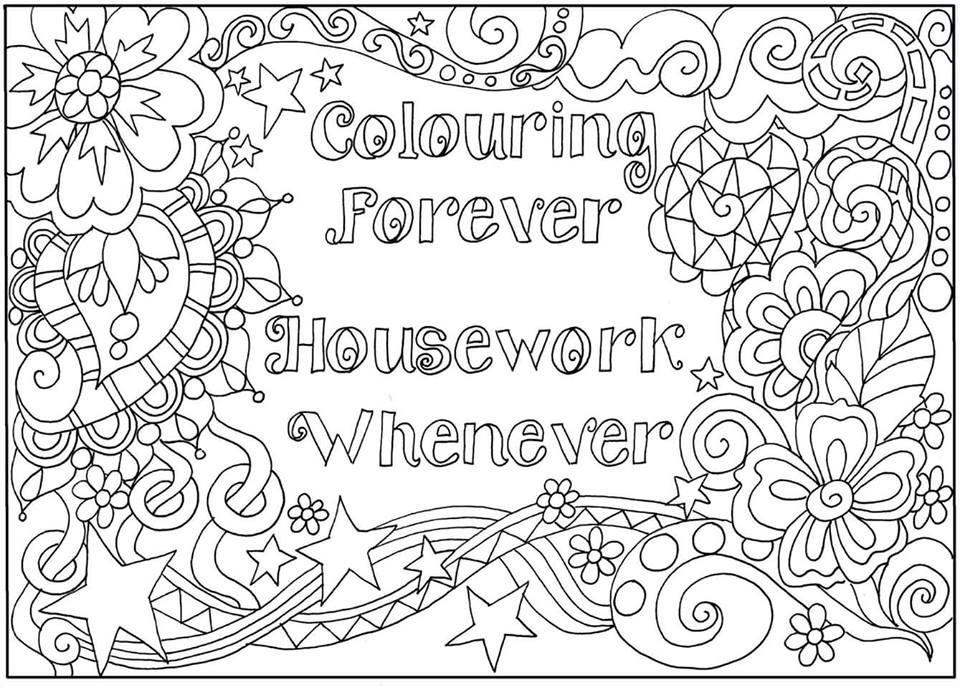 Pin de Lauretta Hart en Coloring- Because I\'m a fucking adult ...