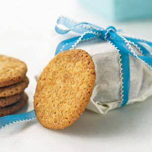 Cinnamon-Sugar Cookies from MyRecipes.com