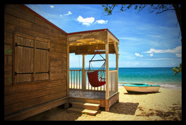 Shack Dream Beach Houses Death In Paradise Cottages By The Sea