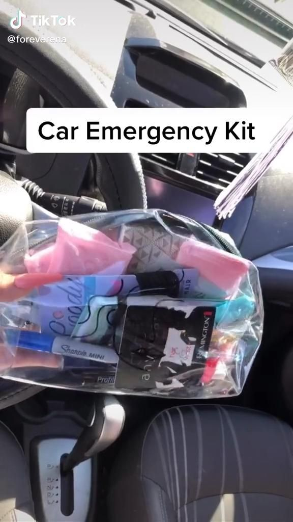 Photo of Car emergency kit – for da ladies 💫