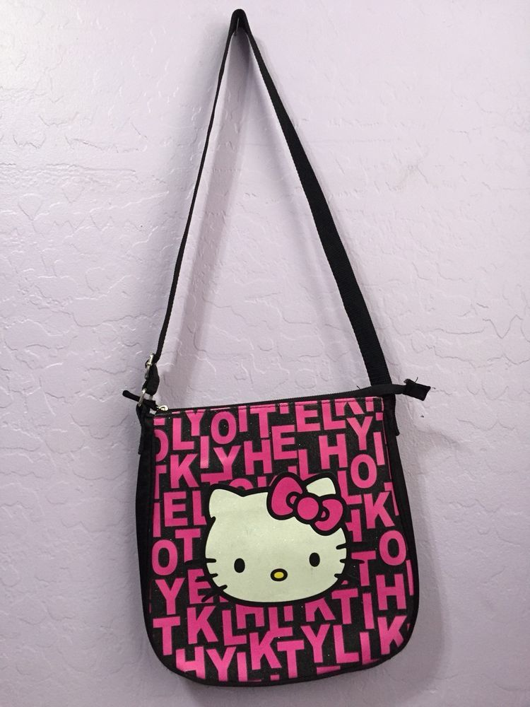 6d3d43673 Girls Hello Kitty Purse #fashion #clothing #shoes #accessories  #kidsclothingshoesaccs #girlsaccessories (ebay link)