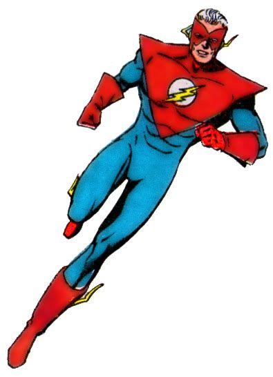 John Fox - The Flash (27th/853rd Centuries)