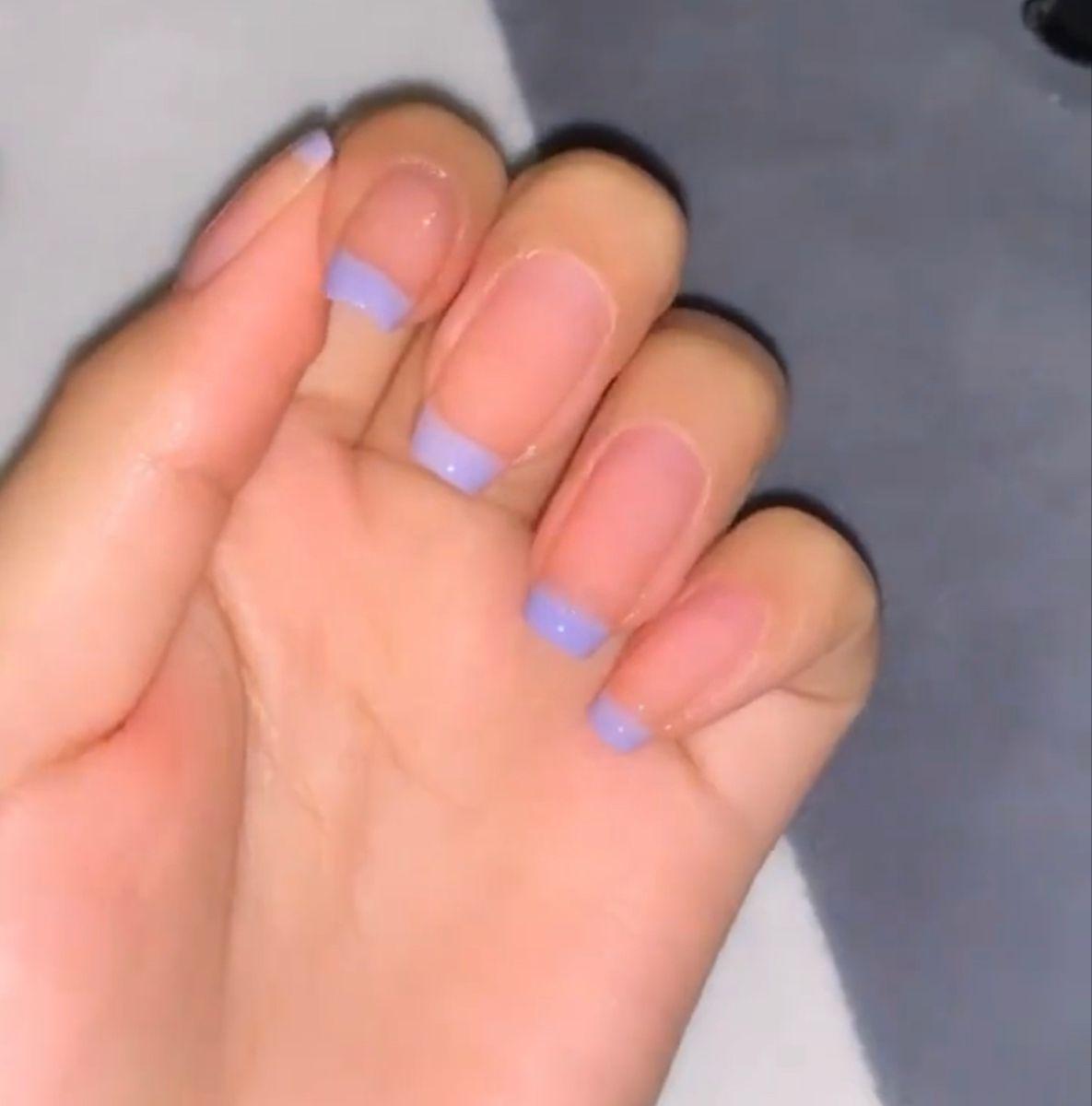 #nails #nailsdesign #purple #purplenails ✨