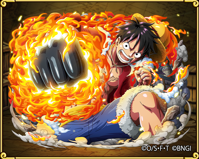 Monkey D Luffy Straw Hat Pirates Born Again One Piece Treasure Cruise Wiki Fandom Powered By Wikia One Piece Anime One Piece Games One Piece Luffy