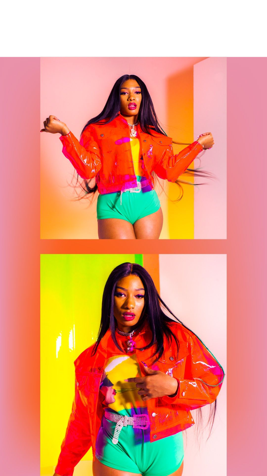Rapper Megan Thee Stallion Is Not Who You Think She Is Stallion Megan Rapper
