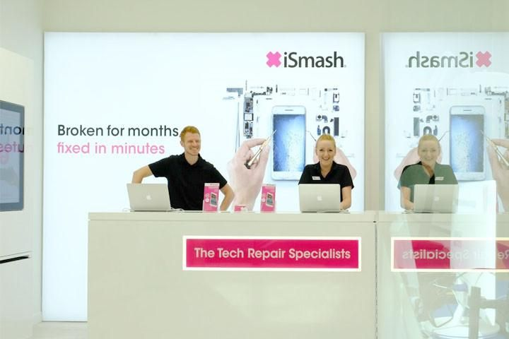 Ismash Sheffield Meadowhall Specialises In Offering A Trusted Express Repair Service For Smartphones Tablets And Computers Repair Phone Repair Laptop Repair