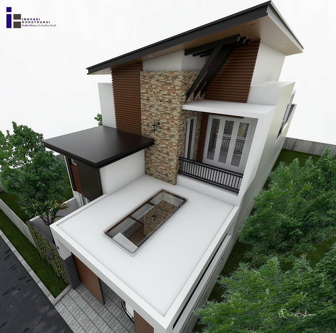 Desain Atap Rumah Minimalis Modern Terbaru Rumah Minimalis Desain Rumah Rumah