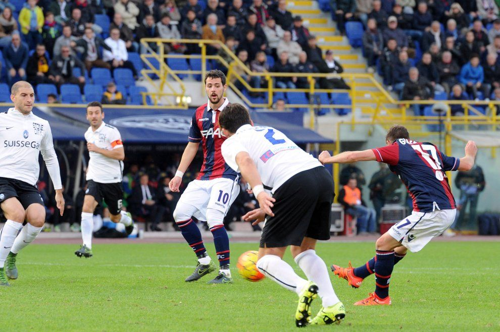 Bologna-Atalanta, il film della partita #Giaccherini