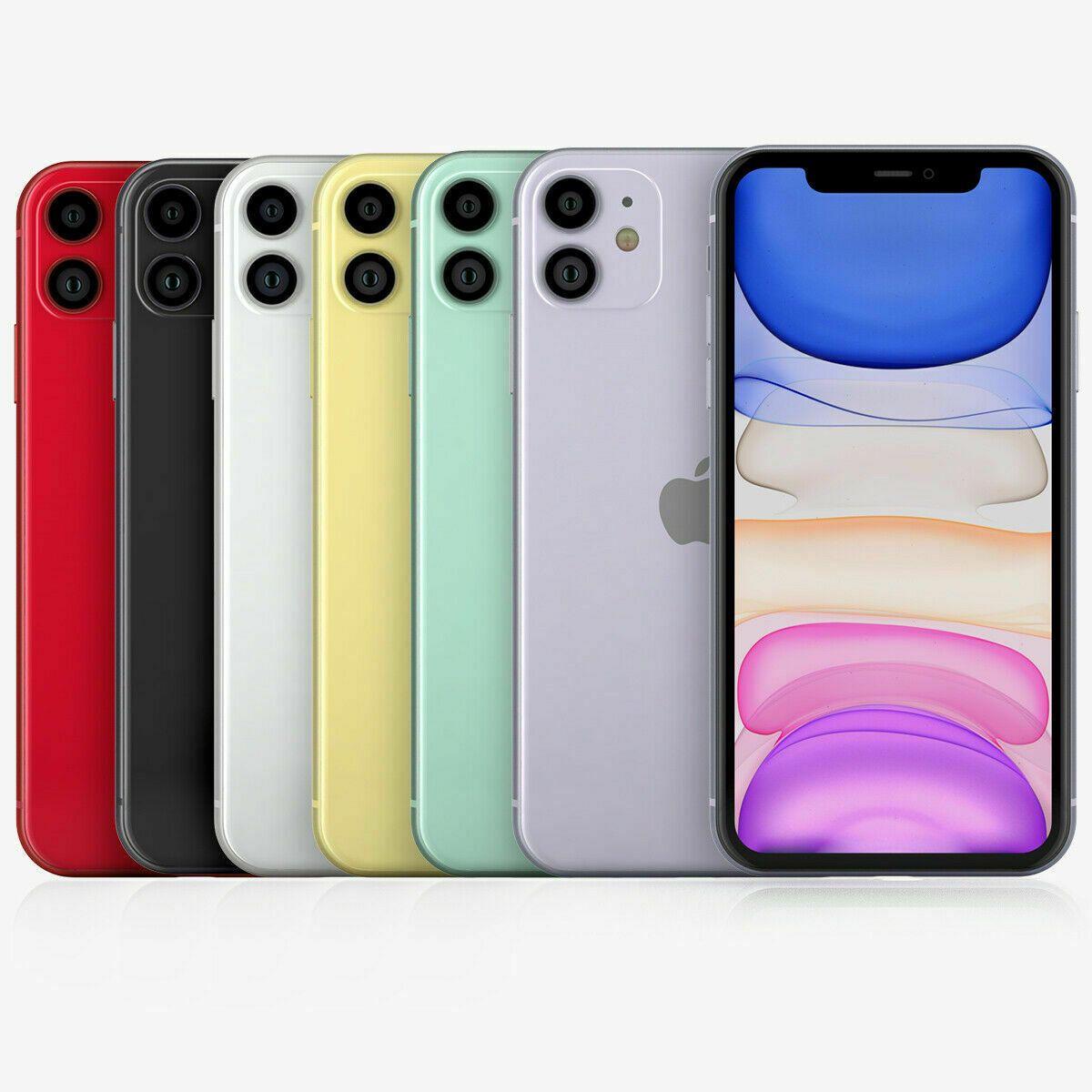 Apple iphone 11 64gb128gb gsm cdma unlocked a2111 4g