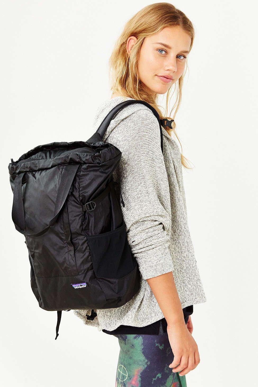Patagonia Lightweight Travel Tote Bag Bags Backpack