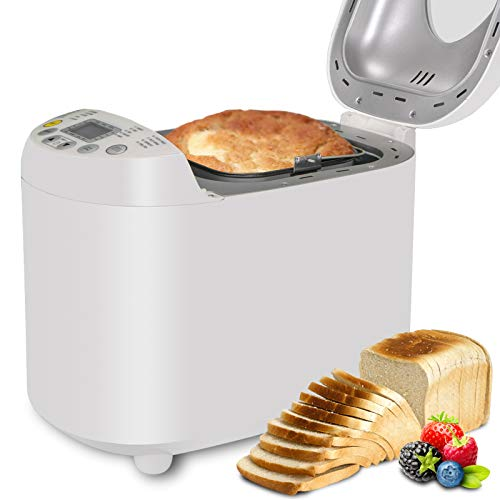 Automatic Bread Maker 2lb Programmable Bread Machine With Https