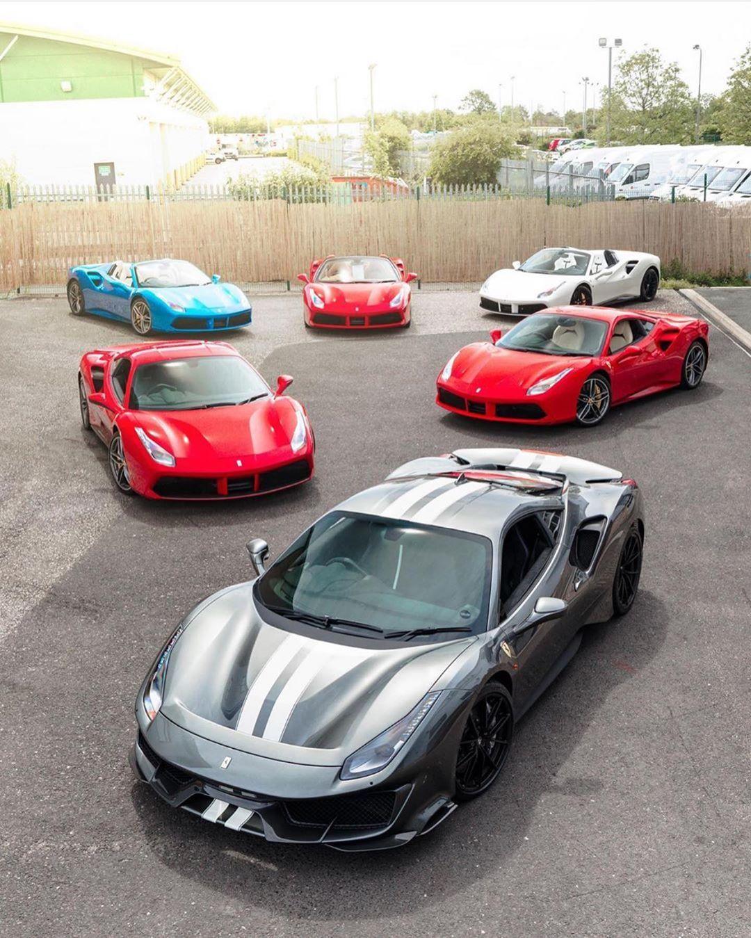 Ferrari 488 Generation On Instagram Would You Dare Doing Such Dark Via Arnaud 4k No Copyright Infringemen Super Luxury Cars Super Cars Ferrari Car