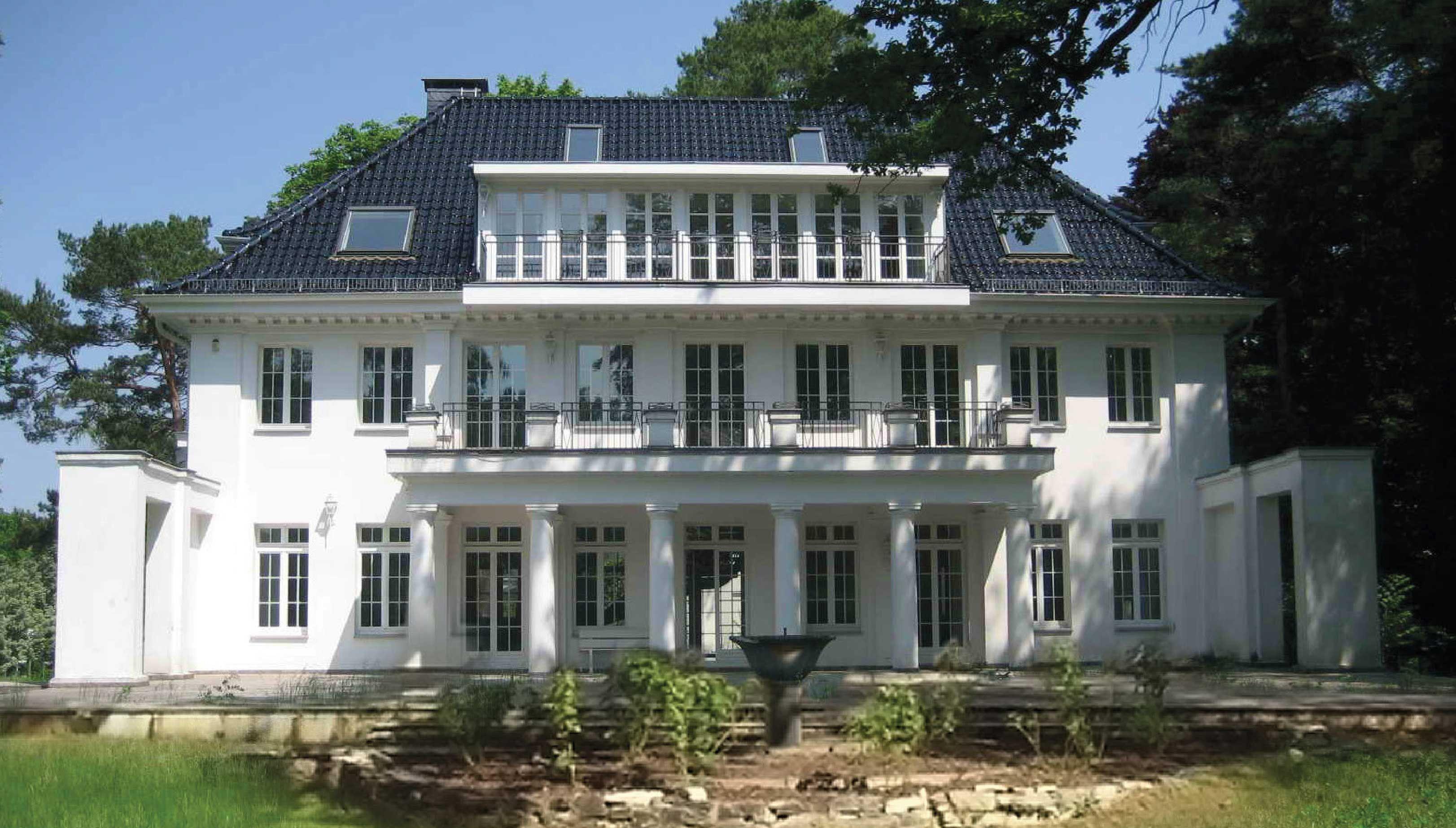Villa Dahlem premium villa in berlin dahlem germany dahlem luxury homes