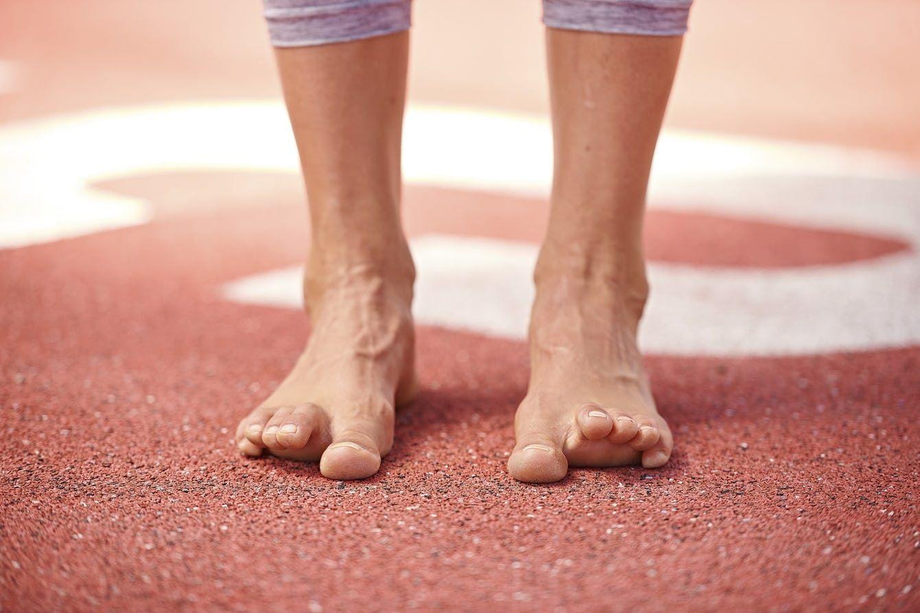 Sådan træner du dine fødder | Sundhed og træning
