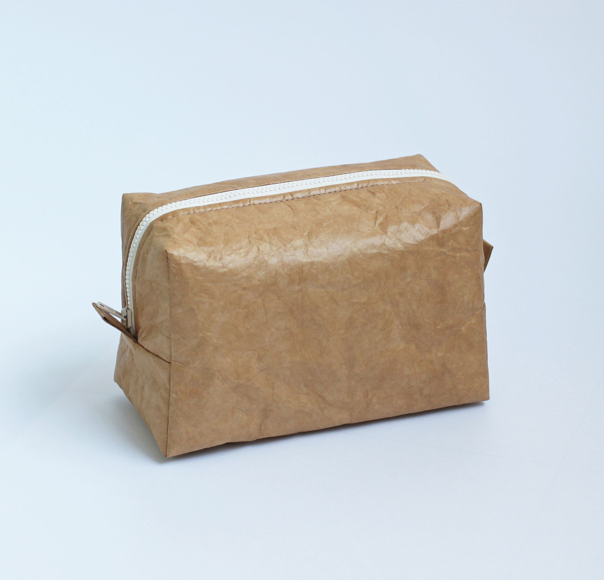 ea9ef3dc12f Minimalist Tyvek Paper Cosmetic   Toiletry Bag   My Bags and Purses ...