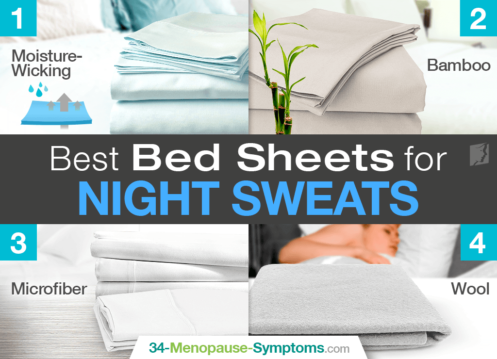 Best Bed Sheets For Night Sweats Best Bed Sheets Night Sweats