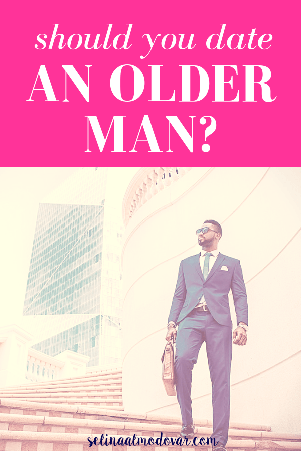 relationship advice for dating an older man