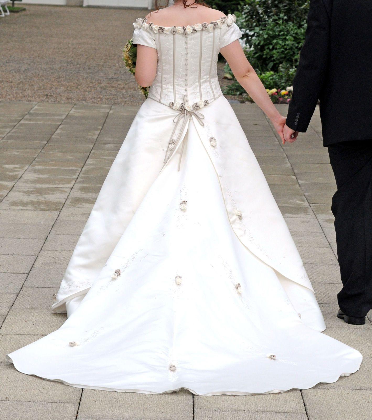 Hochzeitskleid / Brautkleid Sincerity Bridal Kollektion US Größe 12 ...