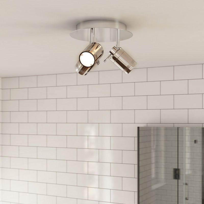 Forum Ligero 3 Light Bathroom Spotlight In 2019