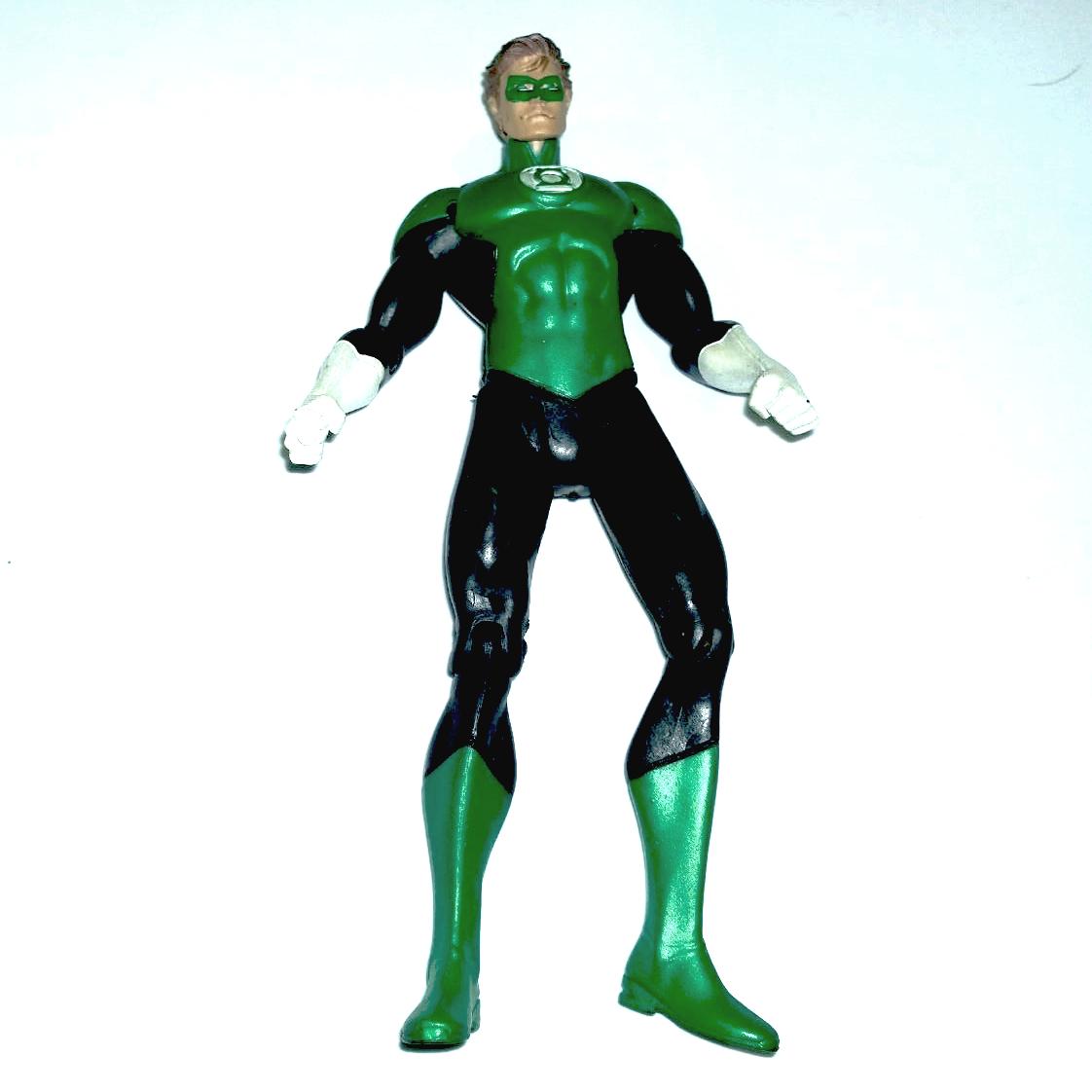 "Green Lantern dc comics action figure 7/"" loose"