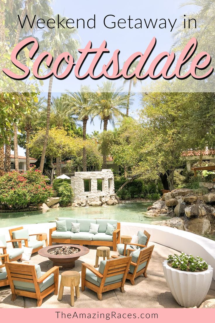 Looking to plan a weekend getaway trip to Scottsdale, Arizona? This guide including where to stay in Scottsdale, the best restaurants in Scottsdale, and activities in the Scottsdale area. Save this pin to your travel board for later! #scottsdale #arizona #thescottresort