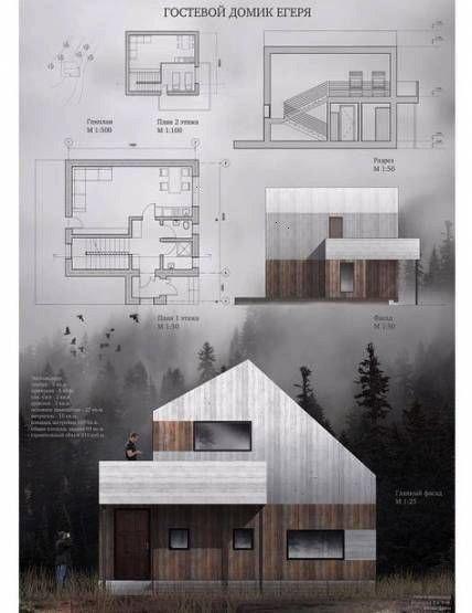 Photo of #architecturallayout #presentation #architecture #posters #design – –