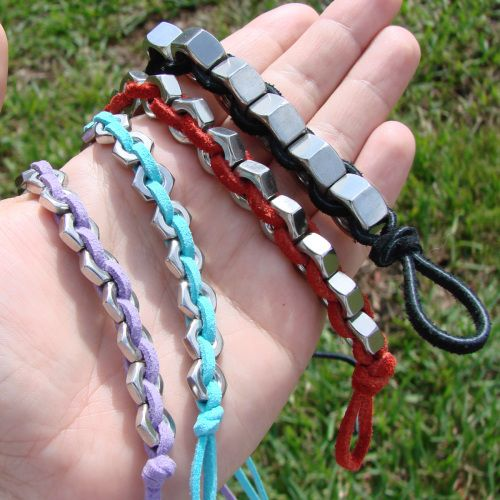 nuts and bolts bracelets | Nut and Bolt Art | Jewelry, Bracelets