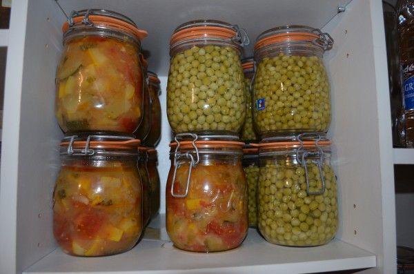 Conserves les astuces des internautes jacky la main verte cuisine recettes de cuisine - Sterilisation plats cuisines bocaux ...