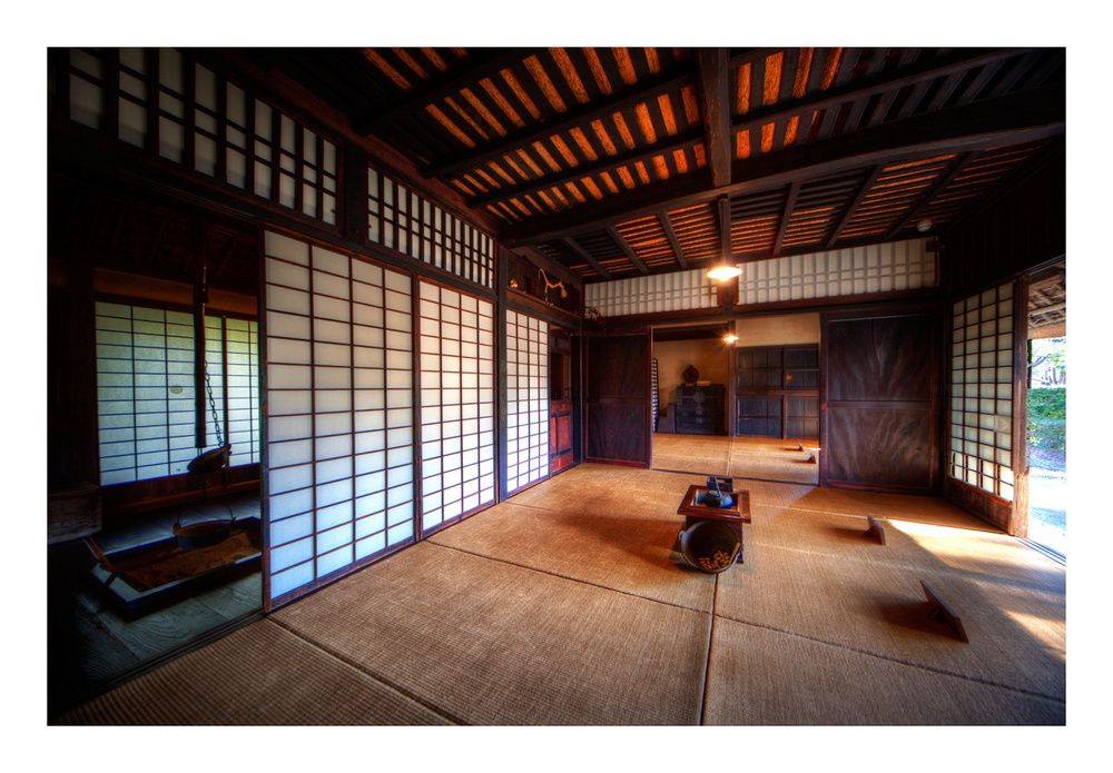 Image result for japanese old house