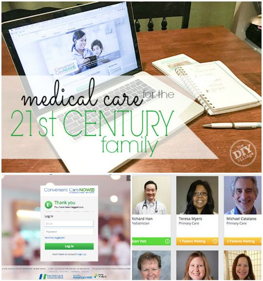 Medical Care For The 21st Century Family The Diy Village Medical Care Medical Family Medical