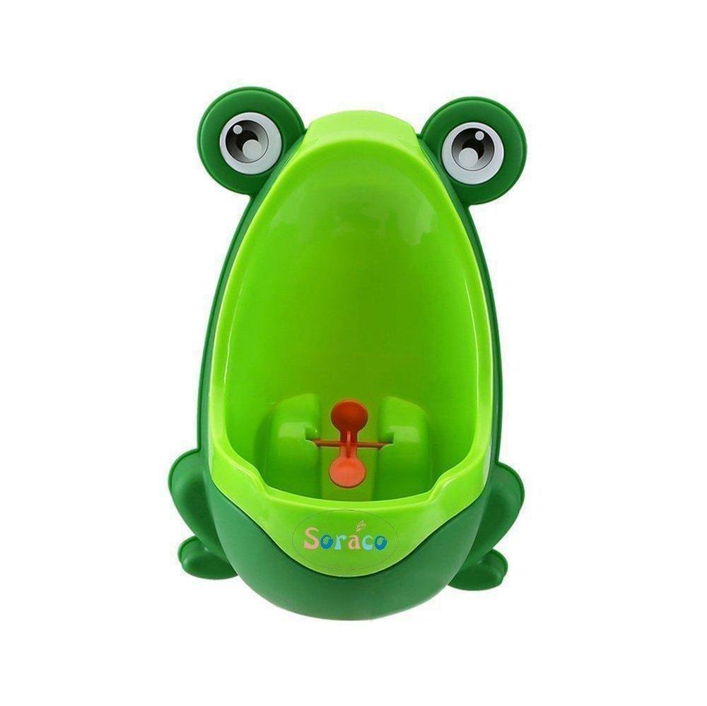Frog Kids Potty Toilet Training Children Urinal Boys Pee Trainer Little Boy New