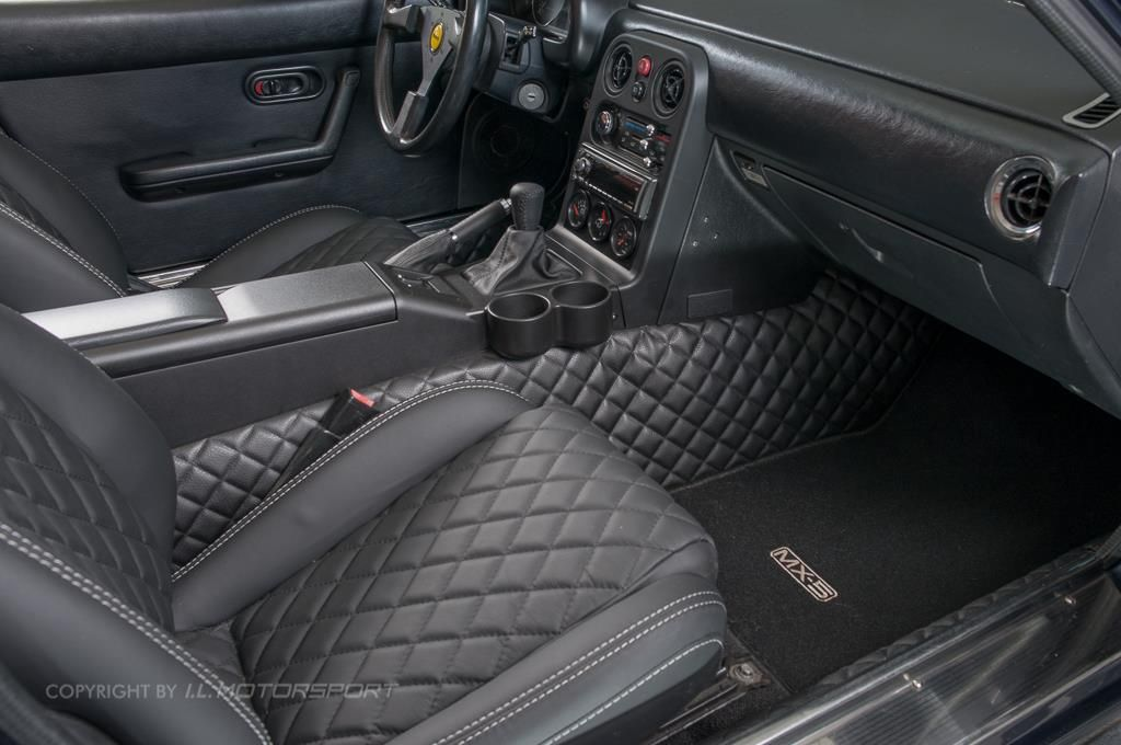 Interior Trim Upgrades From I L Motorsport Mx 5 Miata Forum Mazda Roadster Mazda Mx5 Miata Miata